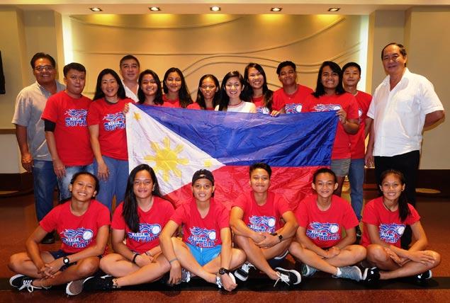 Team Manila beginsPony 18-U Girls Softball World Series bid vs home team East Hemet