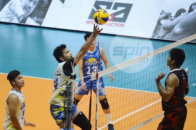 Sta. Elena, Army dispatch separate foes to keep playoff hopes alive in PVL