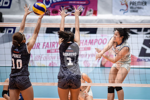 Grethcel Soltones refuses to blame fatigue behind BaliPure struggles in PVL Open