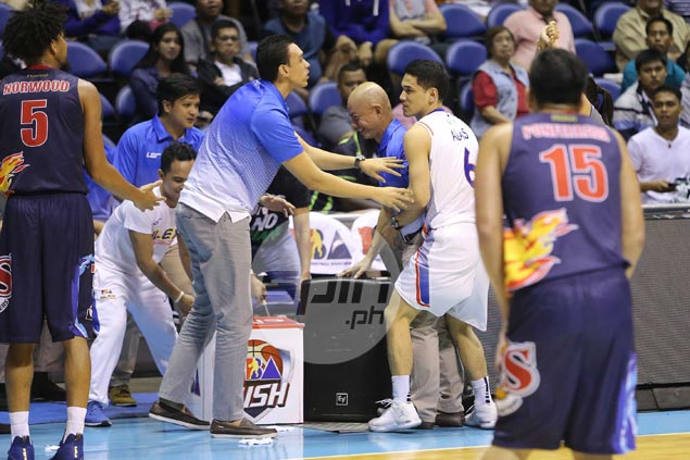 Kevin Alas quick to redeem self - and regain Guiao trust - after 'f______ stupid' play