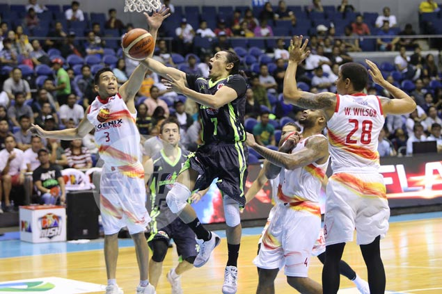 GlobalPort holds steady in face of Phoenix comeback behind Romeo, Holloway