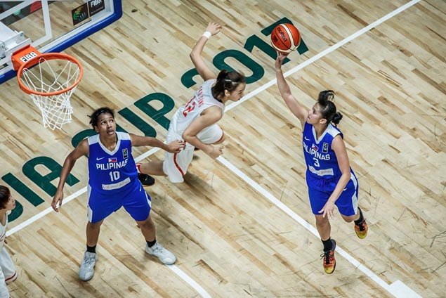 China cruises to semis, sends Perlas Pilipinas to classification phase of Fiba Women's Asia Cup