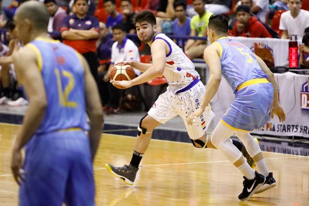 Andre Paras vows to be an even better player after AMA bows out on low note