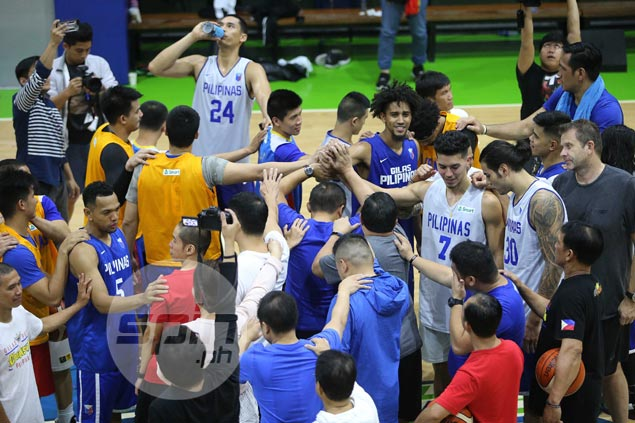 Start of Gilas buildup for qualifiers shrouded in uncertainty amid PBA board squabble