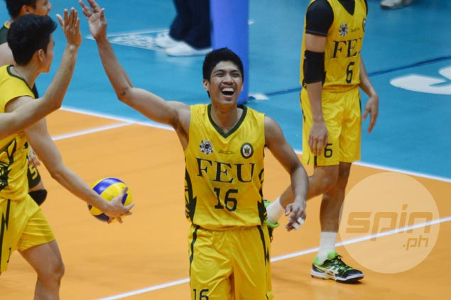 Big blow for PH men's volley team after top hitter Greg Dolor ruled out of SEA Games due to injury