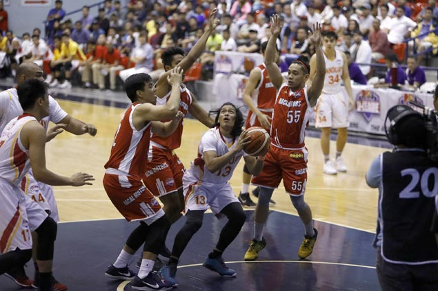 Tanduay shuts down Racal late to secure twice-to-beat edge in Foundation Cup quarterfinals
