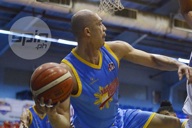 Marinerong Pilipino deals AMA a 54-point drubbing to book spot in Foundation Cup quarterfinals