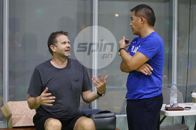 Former Thailand coach Tim Lewis marvels at Gilas speed, depth in all positions