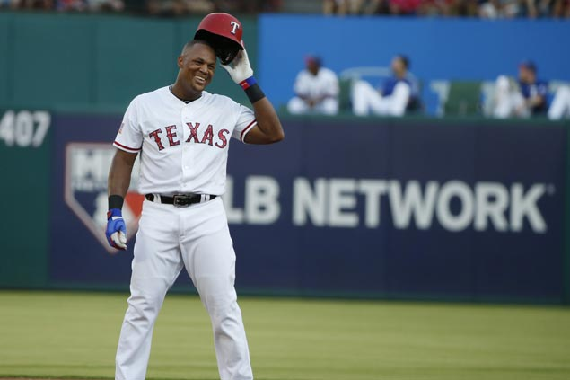 The next Mr. 3,000? Rangers' slugger Adrian Beltre moves on the brink of 3,000th career hit