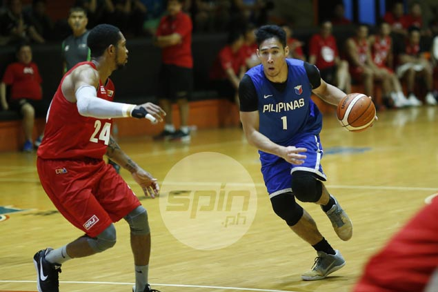 Mac Belo on standby as possible Carl Bryan Cruz replacement in SEAG lineup, says Chot Reyes