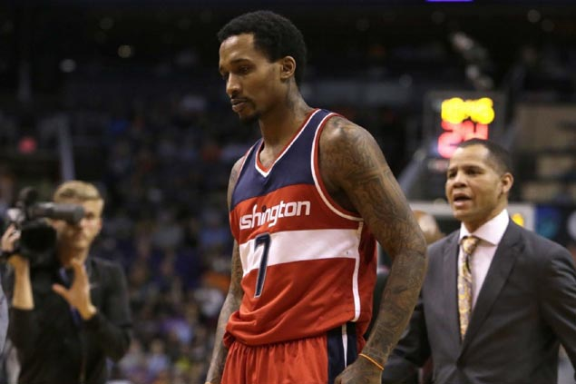 Brandon Jennings heading to China, agrees to one-year, $1.5M deal with China Shanxi