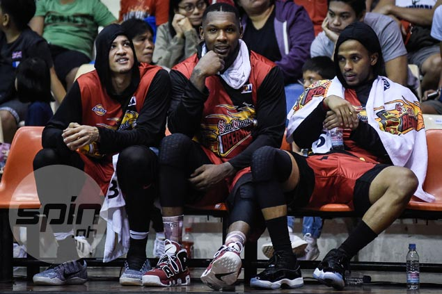 McKines shows glimpse of perfect fit with Beermen with double-double effort in limited action