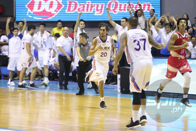 Resurgent NLEX makes it four wins in a row as Phoenix runs out of gas