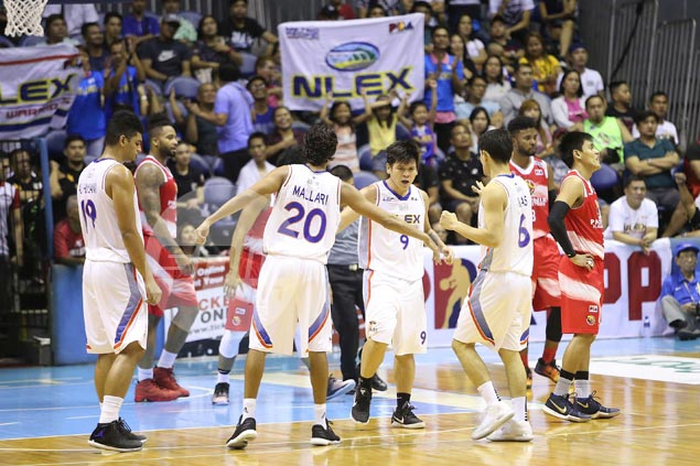 Mallari, Lastimosa, Alas find a way to co-exist - and revive careers in process - at NLEX