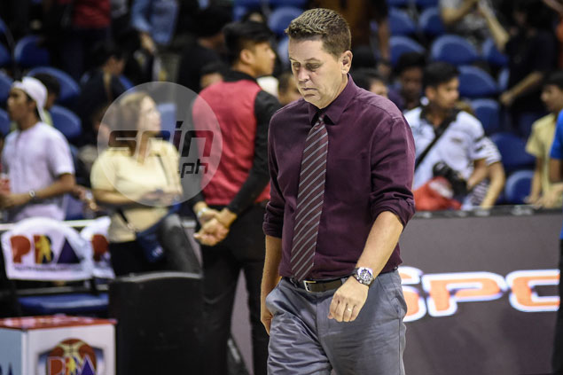 Tim Cone believes Ginebra still a force to reckon with despite losing debut game