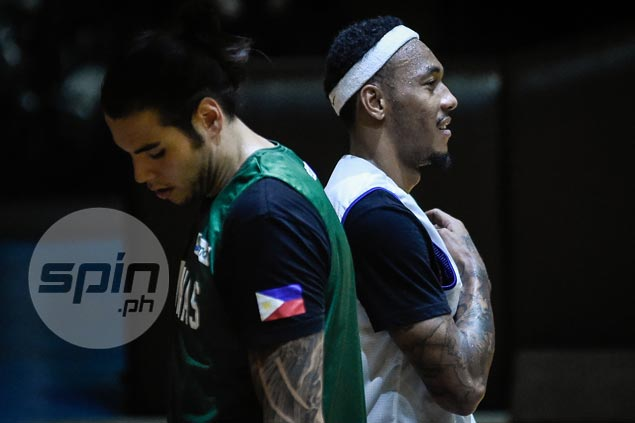 Standhardinger on team-up with Abueva: 'We'll be a handful (for Gilas rivals)'