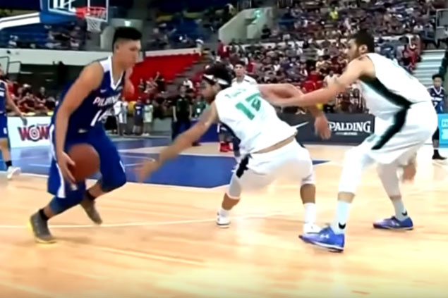 Kevin Ferrer surprised to know extent of damage done by 'ankle-breaker' on Iraqi