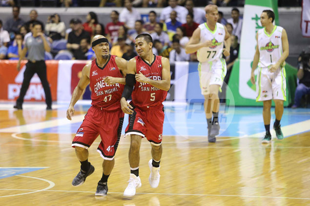 LA Tenorio takes Player of the Week honor after 29-point outburst vs GlobalPort