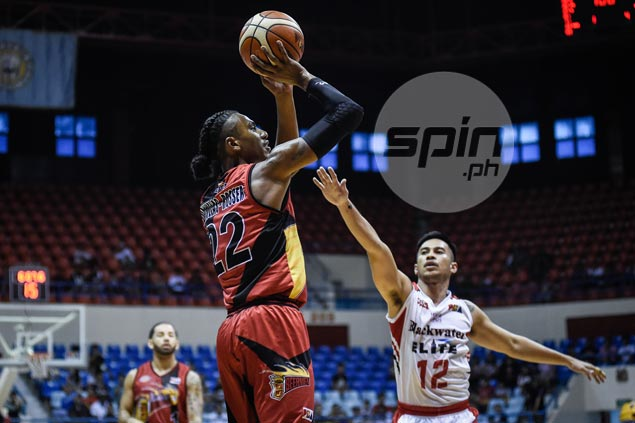 New team, new shooting stroke as Matt Ganuelas-Rosser aims to make mark at SMB