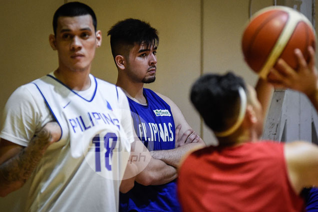 Andre Paras a surprise participant as Gilas buildup intensifies with Fiba Asia Cup drawing near