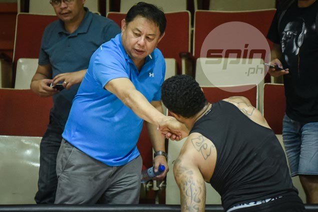 Dioceldo Sy eases lockout fears, feels PBA board close to agreement on Narvasa's fate