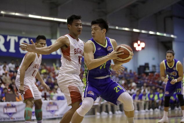 Jeron Teng posts triple-double as Flying V rips Batangas to complete Foundation Cupelims sweep
