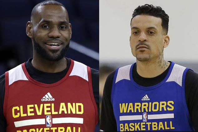 Matt Barnes says fans should appreciate, not hate on, LeBron James: 'You're witnessing history'