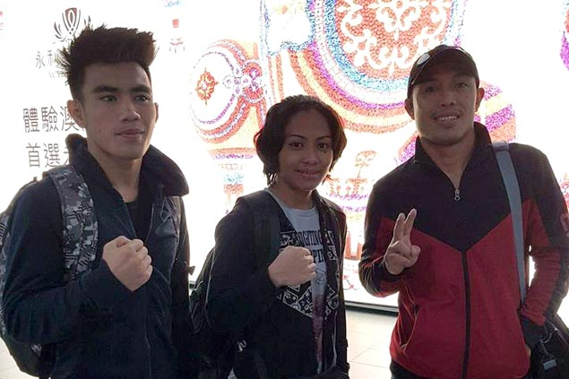 Filipina fighter Jomary Torres eyes share of Macau spotlight in One Championship debut