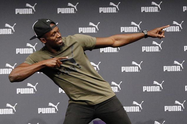 Usain Bolt says there's no chance he would lose in farewell run at world championships