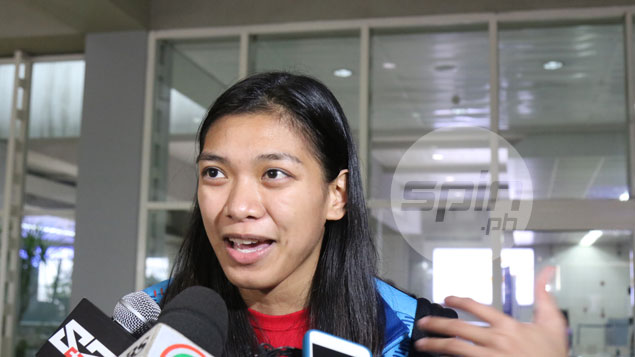 Alyssa Valdez eyes middle ground as she balances commitment to club and country