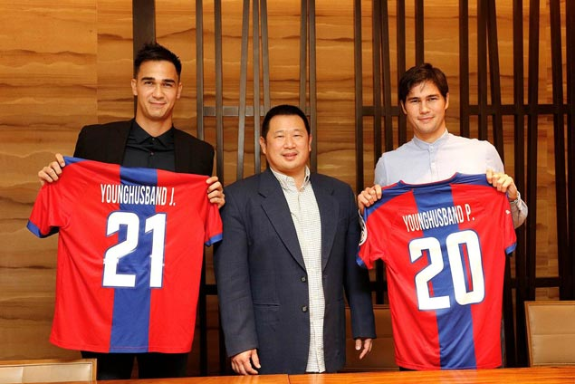 Aguilas look to soar in PFL with Phil and James Younghusband boosting offense