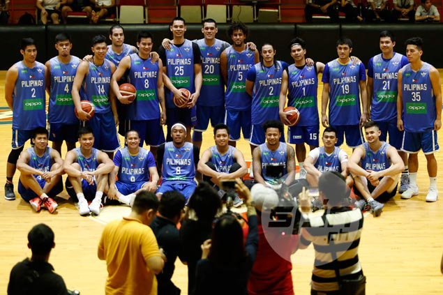 Gilas team manager Butch Antonio allays visa fears for players bound for Lebanon