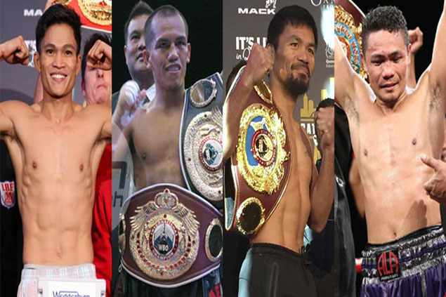 Who has what it takes to inherit mantle from Pacquiao as flagbearer of Philippine boxing?