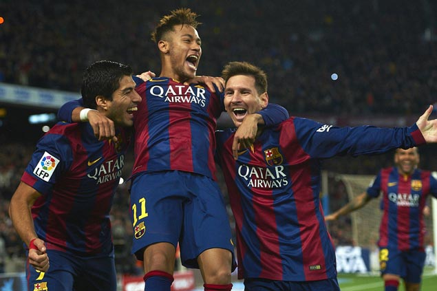 Neymar departure leaves Barcelona scrambling to find new heir to Lionel Messi