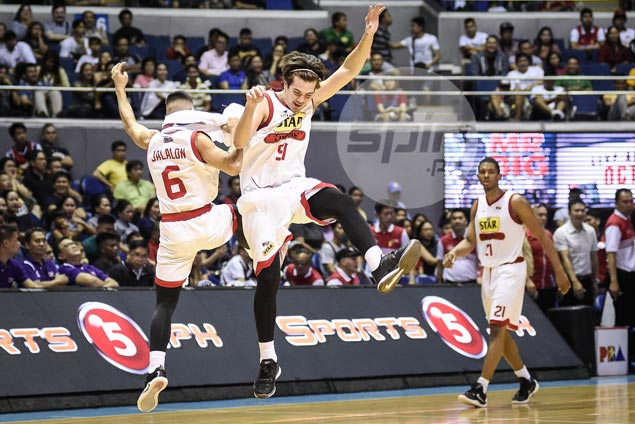 Rodney Brondial pounces on Fajardo absence to provide quality minutes for Star