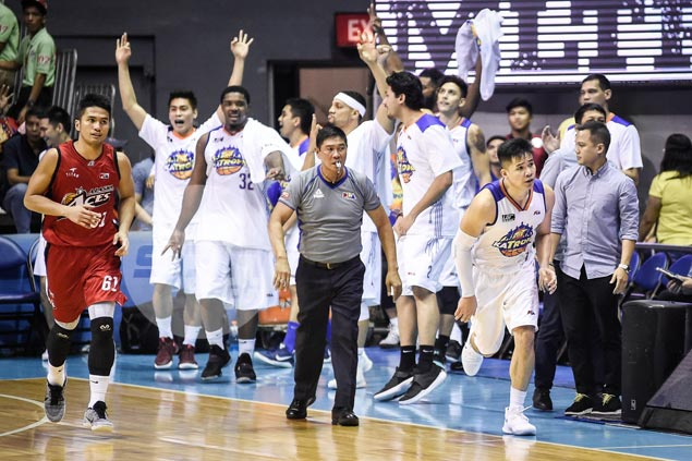 Roger Pogoy hopes to carry over hot shooting into Gilas campaign in Fiba Asia Cup