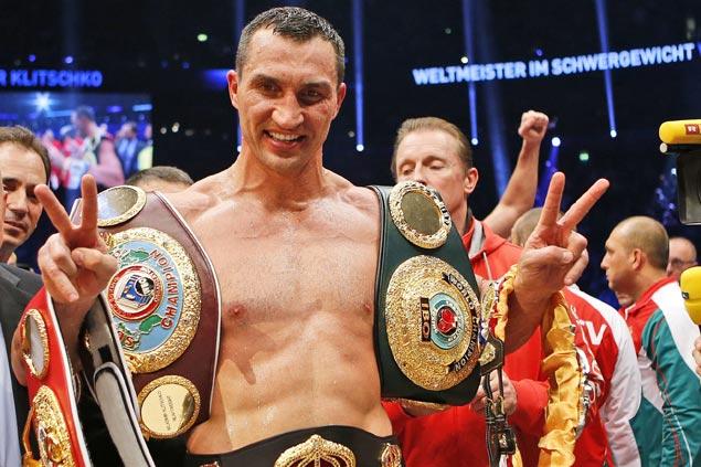 End of an era as former heavyweight world champion Wladimir Klitschko retires