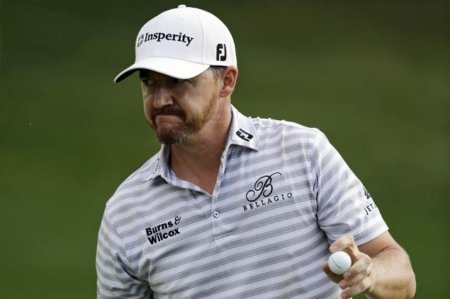 Jimmy Walker managing fatigue, moves two strokes clear at Firestone
