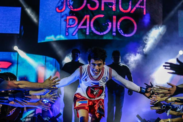 Joshua Pacio, two other fighters fly Philippine flag in in Macau event of One Championship