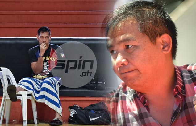 Chot Reyes focused on Gilas' healthy players after Junemar Fajardo setback: 'If he can play, then that's a bonus'