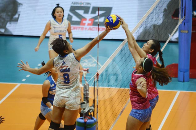 BaliPure wins five-set thriller to deal Creamline first loss, keep alive PVL finals bid