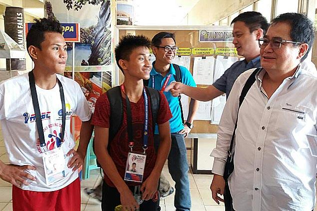 Kenneth de la Pena, John Vincent Pangga advance to gold medal bouts inAsian Juniors Boxing