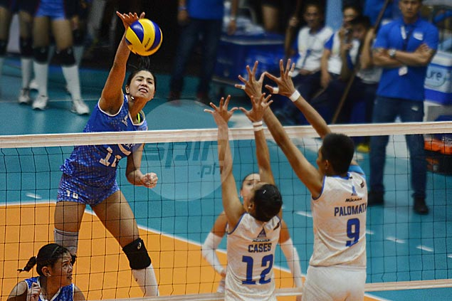 Pocari Sweat wins in five to force decider in PVL semis showdown with Air Force