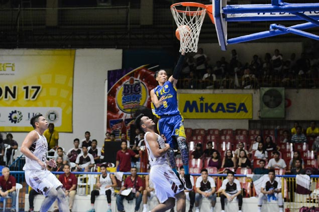 UC Webmasters give Alcoseba a winning Cesafi debut at expense of former team SWU