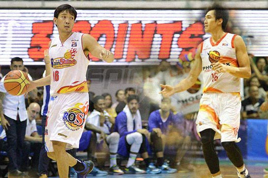 Jeff Chan's long Rain or Shine stay over after trade to Phoenix for Borboran, second-round draft pick