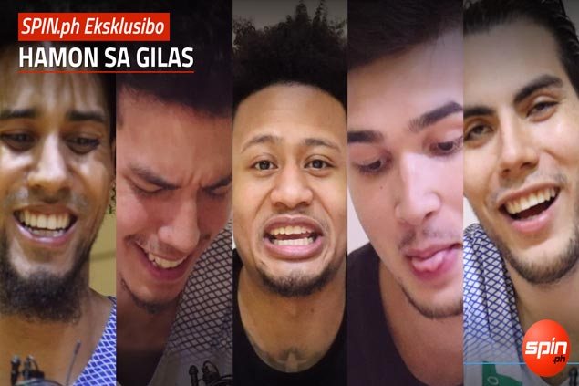 As Linggo ng Wika nears, Kobe Paras, Gilas Fil-foreigners gamely take on 'pilipit dila' challenge. WATCH
