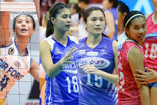 Stage set for semifinal deciders in PVL with Balipure taking on Creamline, Pocari battling Air Force