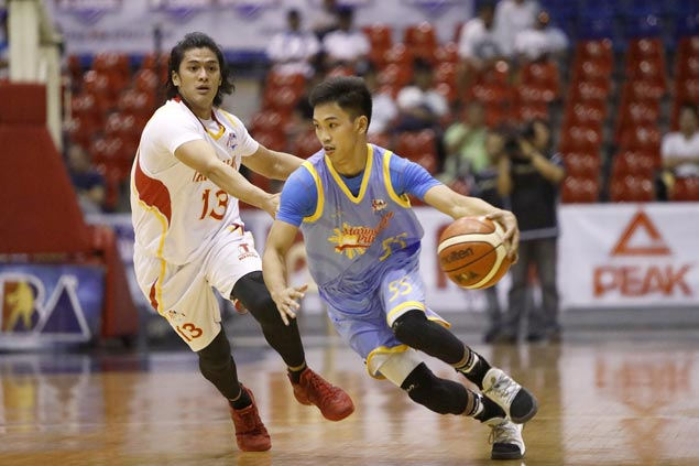 Renzo Subido makes most of new lease on D-League life as Marinero makes semis
