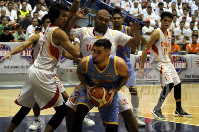 Robbie Herndon putback caps Marinerong Pilipino rally vs Tanduay to seal semis clash with Cignal