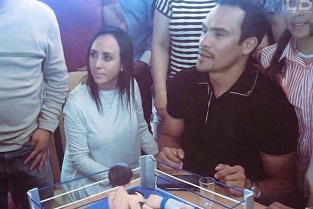 Juan Manuel Marquez has a parting shot for Manny Pacquiao in retirement ceremony